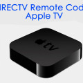 DIRECTV Remote Codes for Apple TV