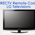DIRECTV LG Remote Codes