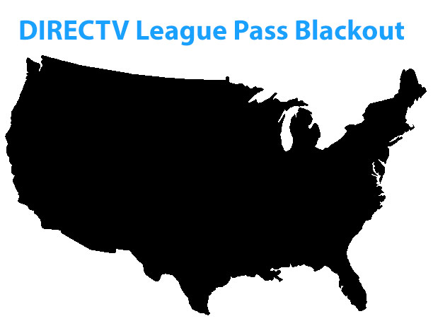 DIRECTV NBA League Pass Blackout