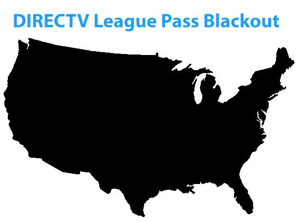 DIRECTV NBA League Pass Blackout