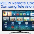 DIRECTV Samsung TV Remote Codes